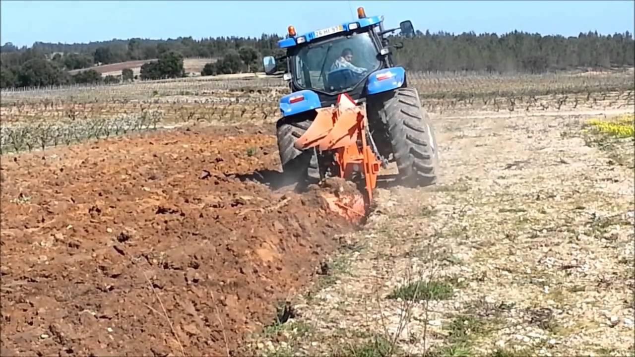 fases de preparação do solo