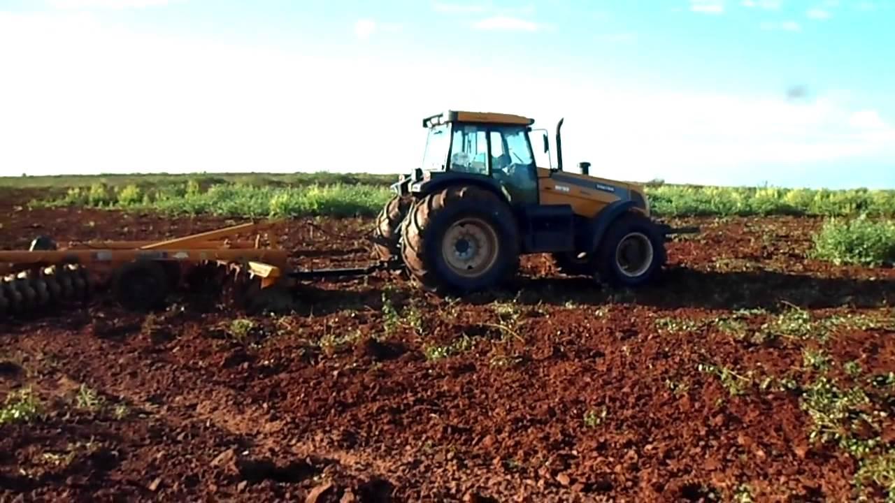 preparação do solo na agricultura