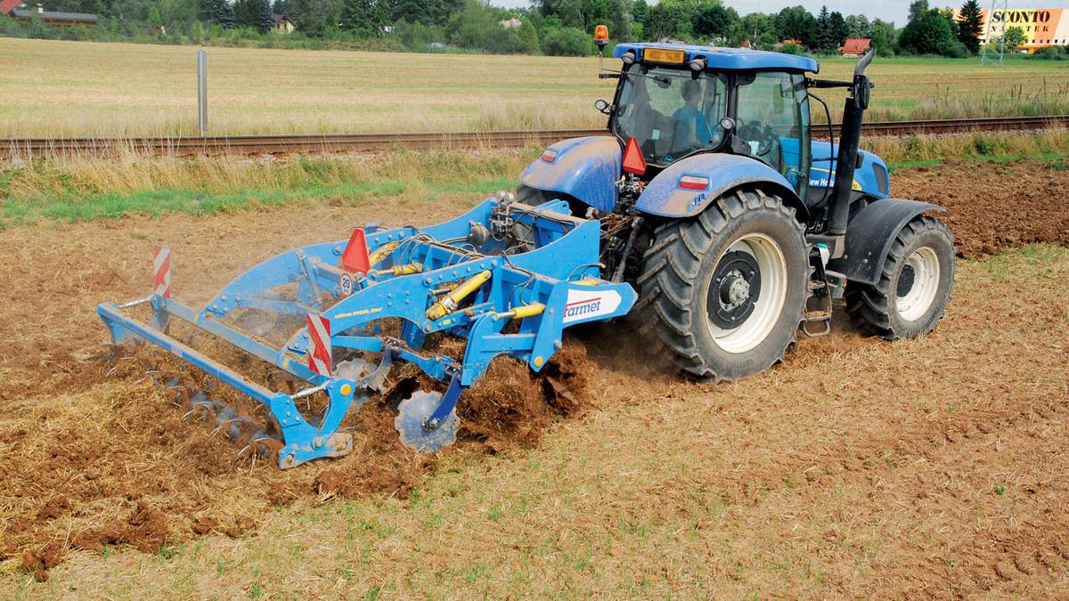 mobilização do solo