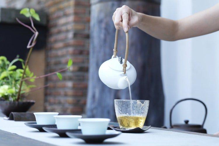 chá e infusão diferença