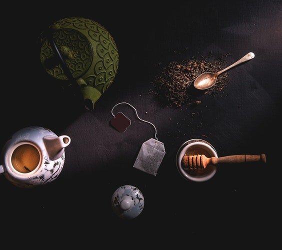chá e infusão