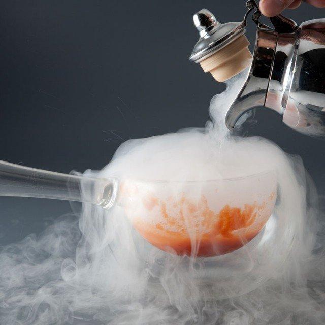 gastronomia molecular técnicas