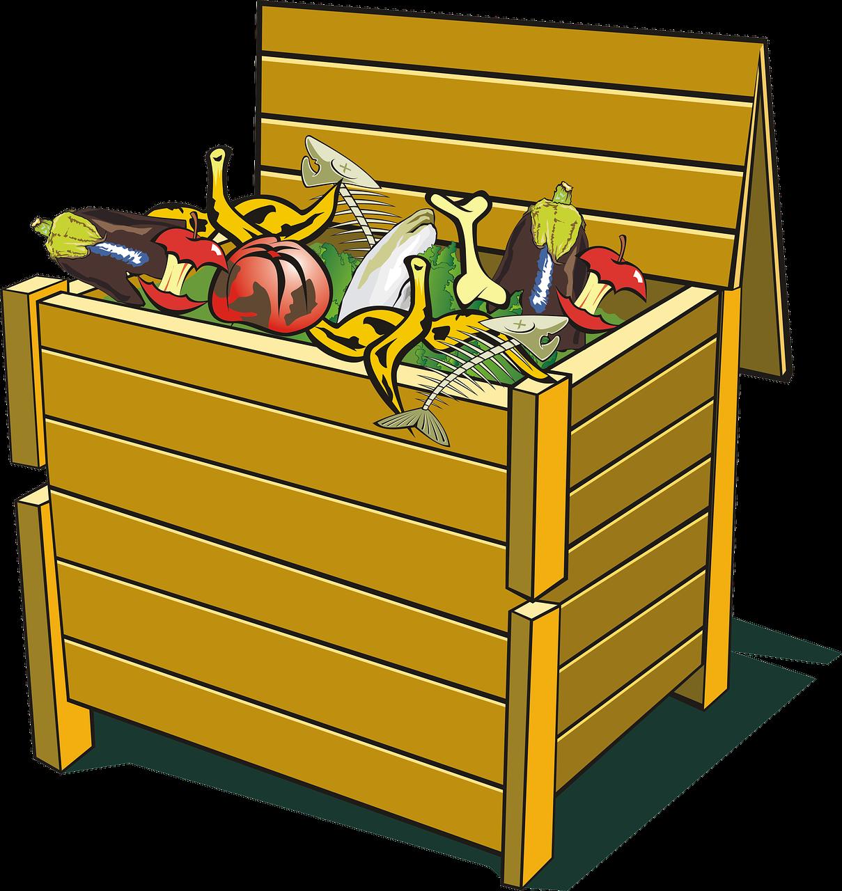compostagem aeróbica e anaeróbica