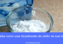 5 utilizações surpreendentes do bicarbonato de sódio na horta que você não conhecia